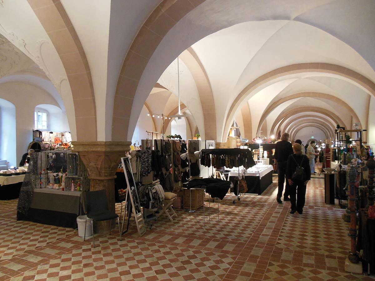 Markt Kloster Eberbach