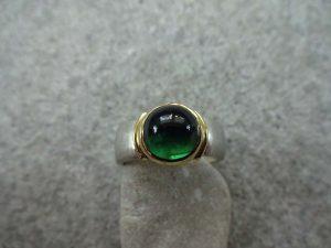 Ring Turmalin